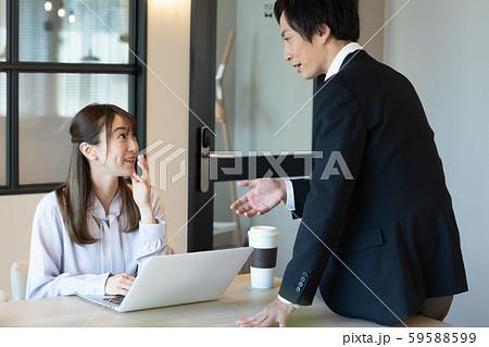 ビジネス 秘書 男女 59588599