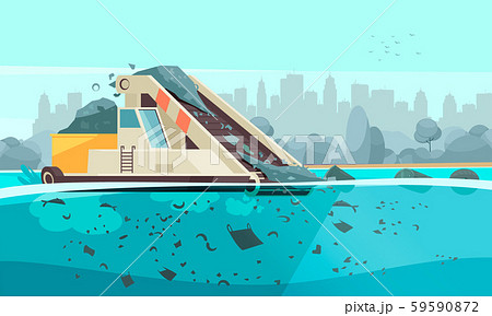 Urban Water Pollution Composition 59590872