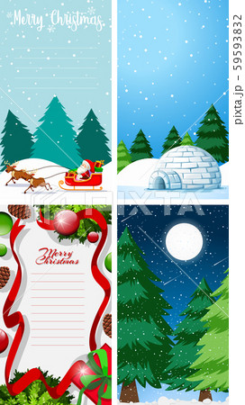 Background templates with christmas theme 59593832