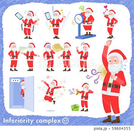 flat type Santa Claus_complex 59604355