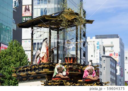 名古屋まつり 山車揃え 栄 大津通り 59604375