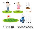 ゴルフセット 59625285