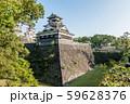 熊本城 宇土櫓(2019年10月撮影) 59628376