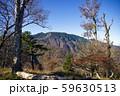 弥山、八経ヶ岳 59630513
