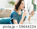 女性 メイク 化粧 リップ 口紅 59644234