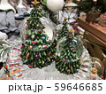 クリスマスのデコレーション、スノードーム 59646685