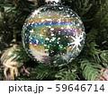 もみの木に飾られたクリスマスのデコレーション、クリスマスツリー、オーナメント 59646714