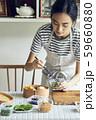 女性 ライフスタイル お弁当作り 59660880