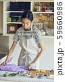 女性 ライフスタイル お弁当作り 59660986