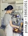 女性 ライフスタイル お弁当作り 59661001