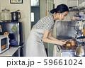 女性 ライフスタイル お弁当作り 59661024