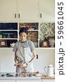 女性 ライフスタイル お弁当作り 59661045