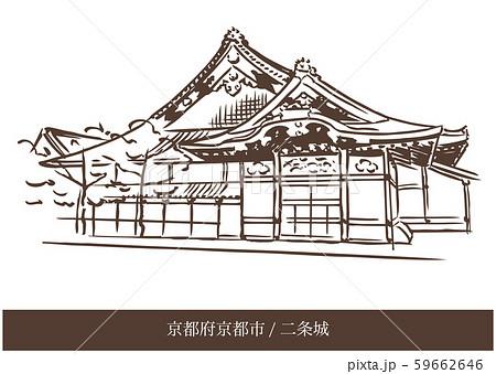 京都府京都市/二条城 59662646