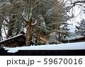 冬の角館 59670016