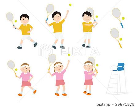 テニスセット2 59671979