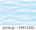 波 水彩画 59672981
