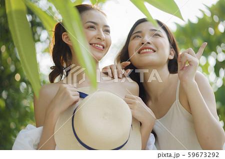女子旅 自然 59673292