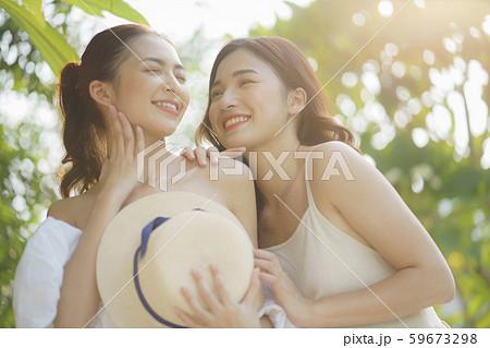 女子旅 自然 59673298