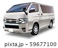 ワンボックスカー2 59677100