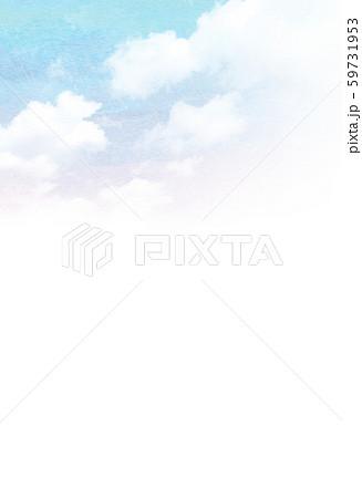 背景素材 空 虹色 テクスチャー 59731953