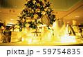 クリスマスツリー イルミネーション 59754835