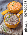 Red lentils are a high-protein product for a 59790026