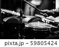 ジャズライブ ドラムプレイ 59805424