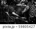 ジャズライブ ドラムプレイ 59805427