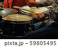 ジャズライブ ドラムプレイ 59805495
