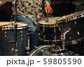 ジャズライブ ドラムプレイ 59805590