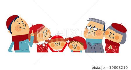 家族 冬  59808210