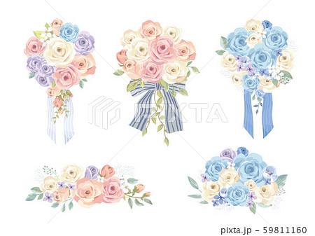 バラの花束 59811160
