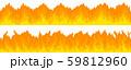 Fire flame frame borders 59812960
