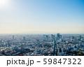 【東京都】都市風景 59847322
