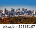 東京新宿の風景Scenery of Japan in Tokyo Shinjuku  59865167