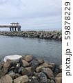 海辺の散歩道 59878229
