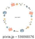 ハンドメイドフレーム 59898076