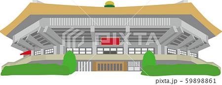 日本武道館 59898861