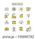 ENERGY ICON SET 59899782