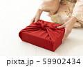 風呂敷包み 59902434
