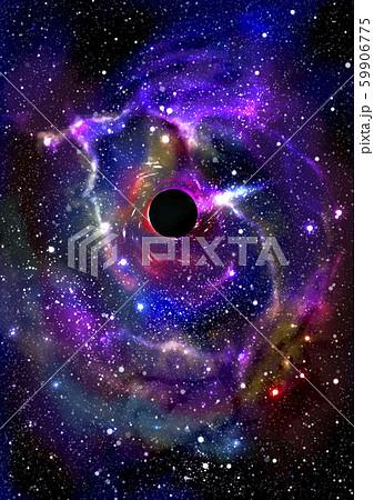 ブラックホール 59906775