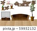 リビング 59932132