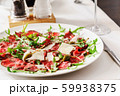beef carpaccio 59938375