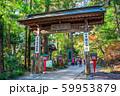 東京 高尾山薬王院 浄心門 59953879