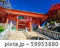 東京 高尾山薬王院 仁王門 59953880