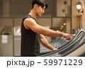 男性 フィットネス ランニング 59971229