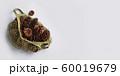 Christmas zero waste. Natural pine cones for DIY 60019679