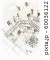 ヨーロッパの街並み・マルセイユ・イフ島の牢獄 60036122