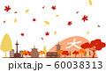 京都シルエット カラー 秋 60038313