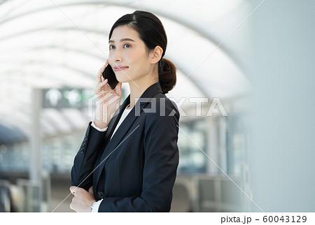 女性 ビジネス 出張 60043129